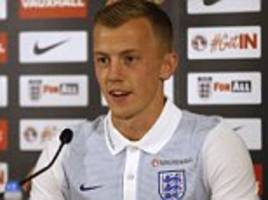 James Ward-Prowse revels in speech from Gareth Southgate