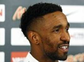 Jermain Defoe has sights set on World Cup for England