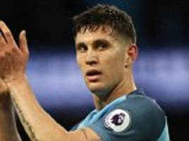 Pep Guardiola defends John Stones after Liverpool draw