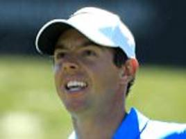 rory mcilroy looks in the groove for the masters