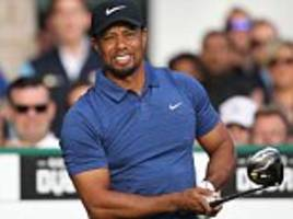 Tiger Woods 'trying everything' to be fit for the Masters