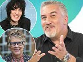 Paul Hollywood defends following Bake Off to Channel 4