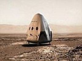 SpaceX and Nasa working to identify Mars landing sites