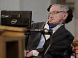 Stephen Hawking offered a seat on Virgin Galactic flight