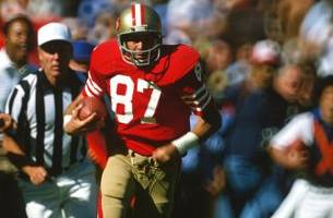 nfl community offers support to dwight clark after als announcement