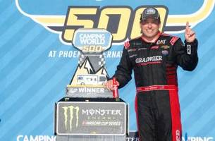 ryan newman on winning again: 'it's been a hard-fought four years'