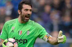 Elusive Champions League trophy is what drives milestone-clearing Buffon