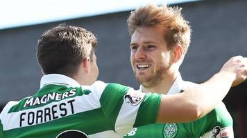 Scotland v Canada: Celtic's Stuart Armstrong ready for first cap, says Brendan Rodgers