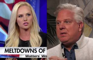 '#Intellectualhonesty': Beck Mocks Tomi Lahren on Twitter