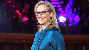 This Photo of Meryl Streep Cheering Has Become the Internet's New Favorite Meme