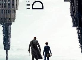 'the dark tower' first poster features topsy-turvy world