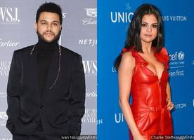 the weeknd takes selena gomez on romantic date at aquarium in toronto