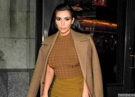Kim Kardashian 'Mentally Prepped' to Be Raped and Killed During Paris Robbery