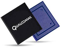 Qualcomm's new mobile platform brings 4G to feature phones