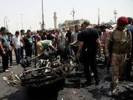 Iraq: 23 killed, 45 injured in suicide car bombing in Baghdad