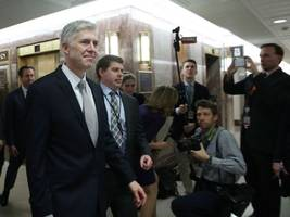 Watch Live Stream: Neil Gorsuch Confirmation Hearings Begin