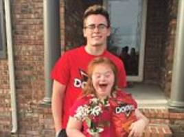 High school senior asks girl with Down syndrome to prom
