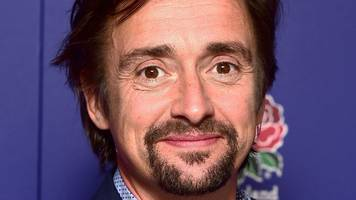 richard hammond 'fine' after grand tour motorbike fall