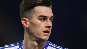 tom lawrence: injured ipswich man replaced by harry wilson in wales squad