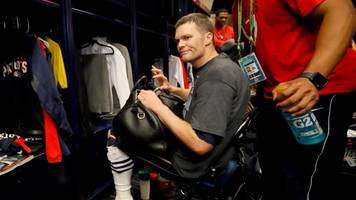 the tom brady jersey thief actually had 2 brady super bowl jerseys