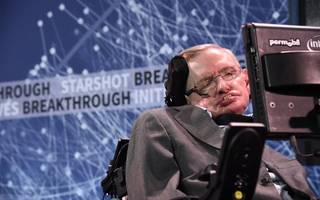 Stephen Hawking fears he won't be welcome in Donald Trump's US
