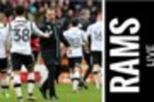 derby county live: latest rams news and football talk