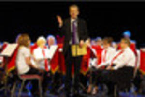 tiverton concert band wow audience with eclectic mix of...