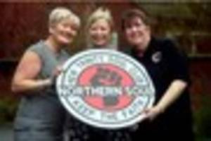 Soul night held to raise cash for two charities in memory of two...