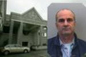 penzance man william pope who has indecent assault convictions...