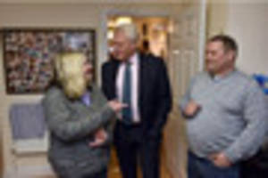 paddy ashdown opens new flats in cheltenham specially for...