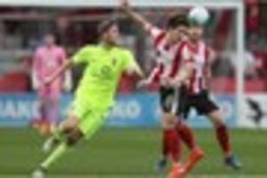 Midfielder set for recall after successful loan spell
