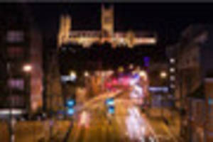 Stunning time-lapse video shows hustle and bustle across Lincoln