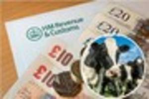Jailed: Somerset dairy farmers Sally and Jack Parfitt who milked...