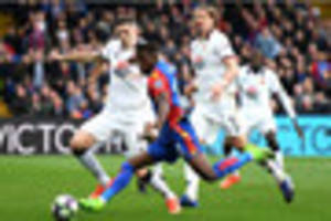 crystal palace ace receives international call-up for friendlies...