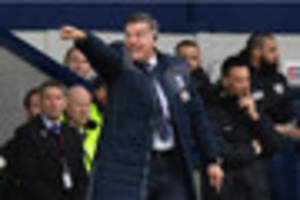 Home form is key for Crystal Palace, but Allardyce has belief for...