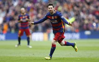 Messi at double as Barca beat Valencia, Atletico see off stuttering Sevilla