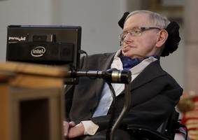 stephen hawking talks trump, space travel and brexit
