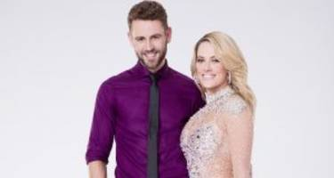 """Nick Viall & Peta Murgatroyd on """"Dancing with the Stars"""" 2017: 3 Fun Facts about the Season 24 """"DWTS"""" Contestants!"""
