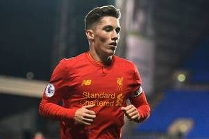 liverpool fc youngster harry wilson called up to wales squad as tom lawrence ruled out with injury