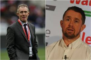 what beleaguered wales coach rob howley is really like and why i won't join the queue to deride him