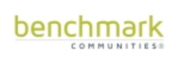 Benchmark Communities' Success in the Eliant Homebuyers' Choice Awards Competition Continues in 2017 with Another Strong Performance