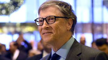 Bill Gates tops Forbes' rich list but Trump's wealth slips