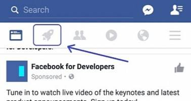 Facebook Tests New Start Exploring Section With Trending Posts