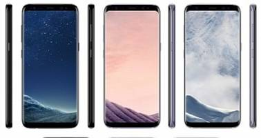 Samsung Galaxy S8 and S8+ Pricing and Colors Surface