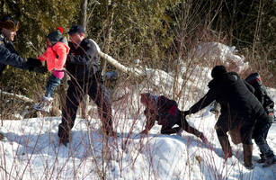 reuters poll: almost half of canadians want illegal border crossers deported