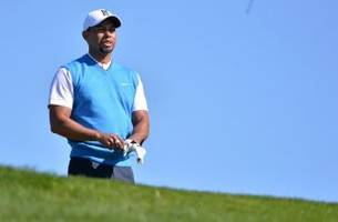 tiger woods says he's trying to make a comeback at the masters
