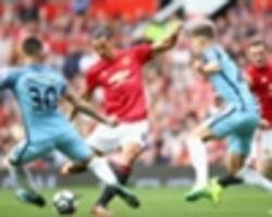 Man Utd to face derby rivals Man City, Barcelona and Real Madrid in International Champions Cup