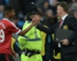 rashford describes the awesome moment van gaal told him he was going to euro 2016