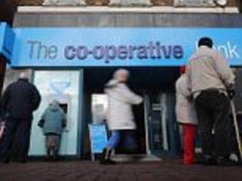 Investing in Co-op Bank riskier than  Italian finance