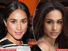 meghan markle speaks out about her freckles 'pet peeve'